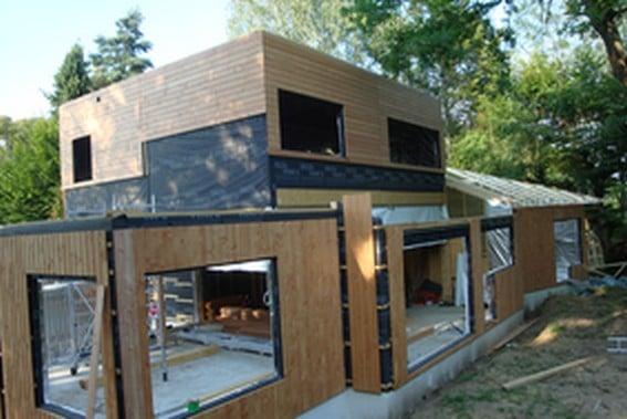 maison bois certifiée BBC