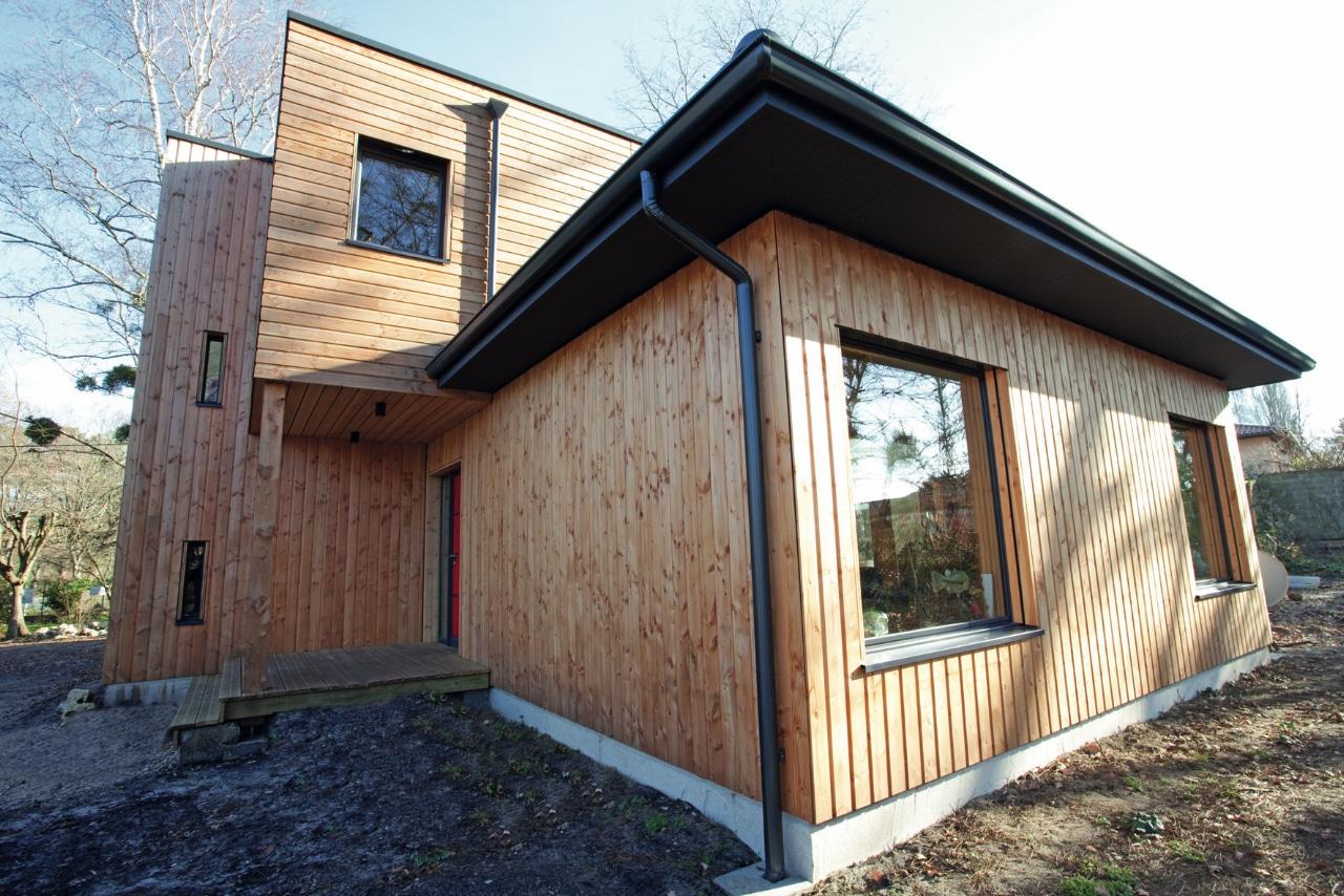 maison écologique gradignan