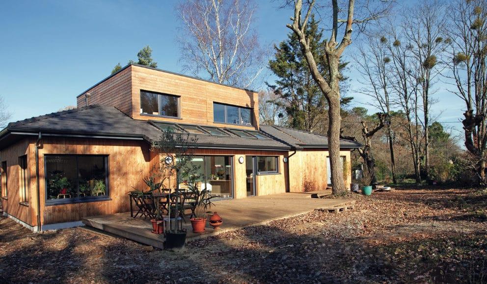 Maisons et villas en ossature bois