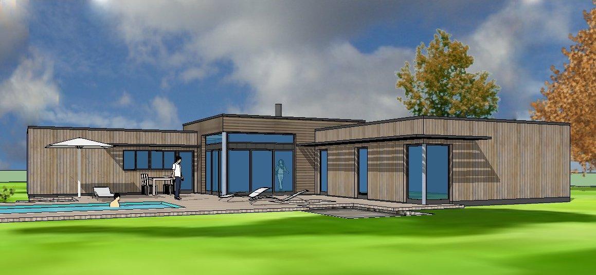 maison architecte bioclimatique
