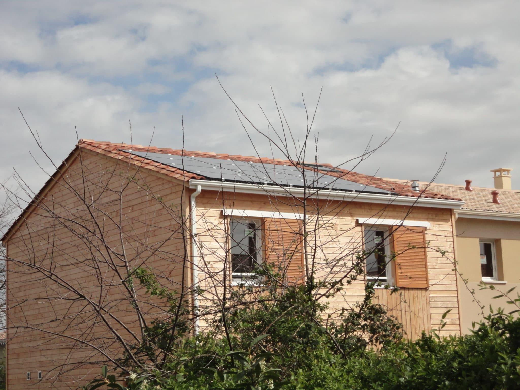 maison ossature bois mérignac