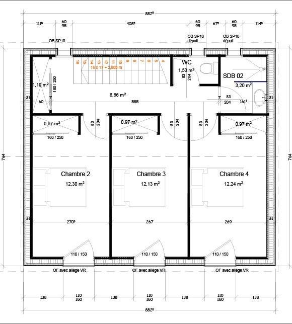 Plan-MCB-maison-ossature-bois-etage-gradignan-2